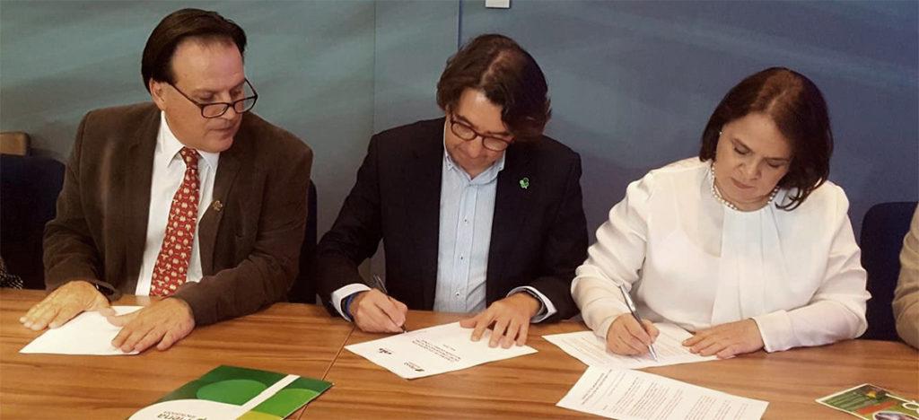 Javier Agustín Quijano Orvañanos, Santiago López Noguera y María Guadalupe Quijano Orvañanos