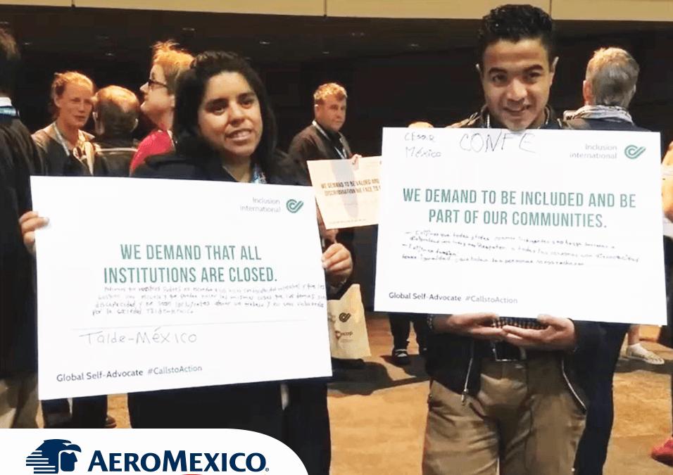 Congreso de Inclusión Internacional Learn, Inspire, Lead
