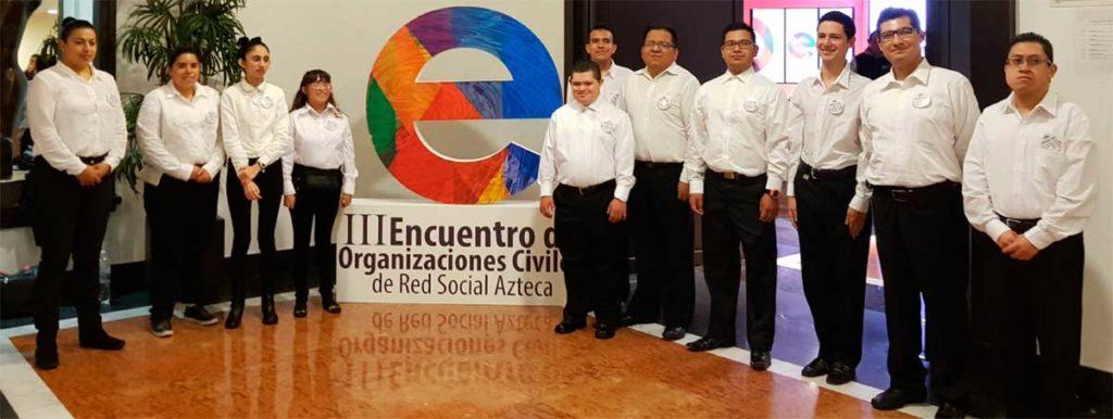 III Encuentro de Organizaciones Civiles de Red Azteca